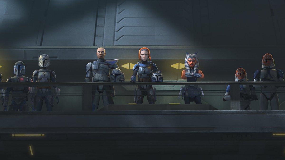 Звездные войны: Войны клонов 7 сезон 10 серия смотреть ...